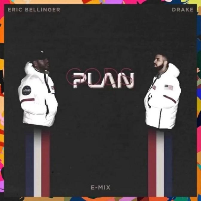 "Eric Bellinger ""God's Plan (Remix)"""