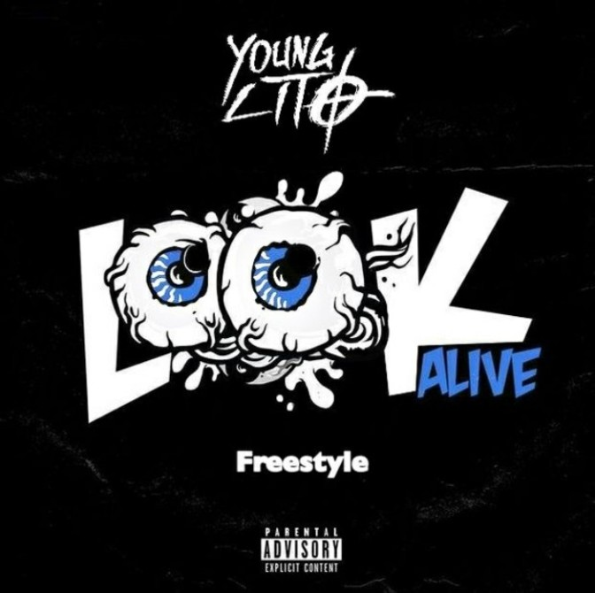 """Young Lito """"Look Alive (Freestyle)"""""""