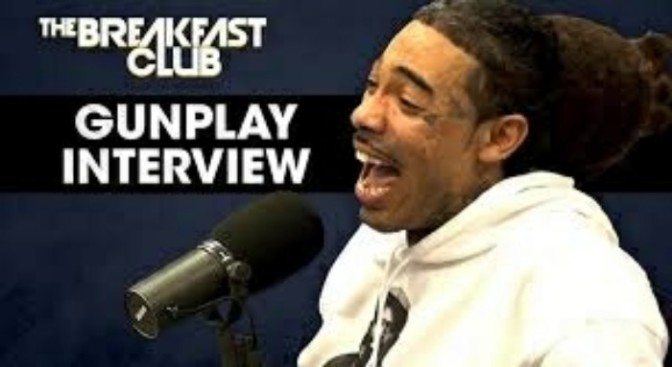 Gunplay On The Breakfast Club