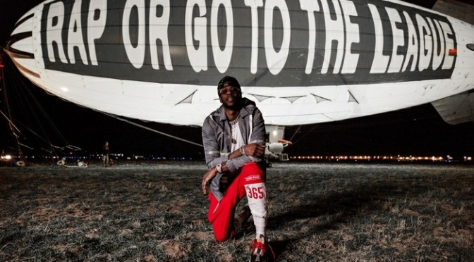 "2 Chainz Presents ""Rap Or Go To The League"""