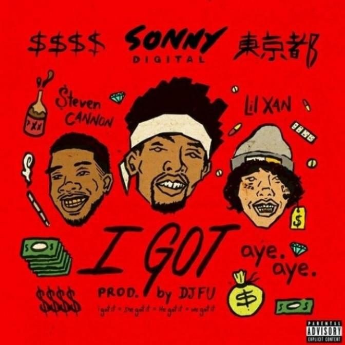 "Sonny Digital ""I Got"""