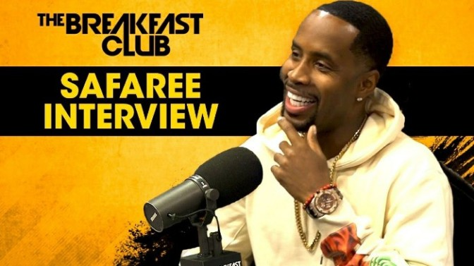 Safaree On The Breakfast Club