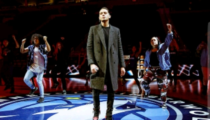 G-Eazy Performs Halftime At Timberwolves Game