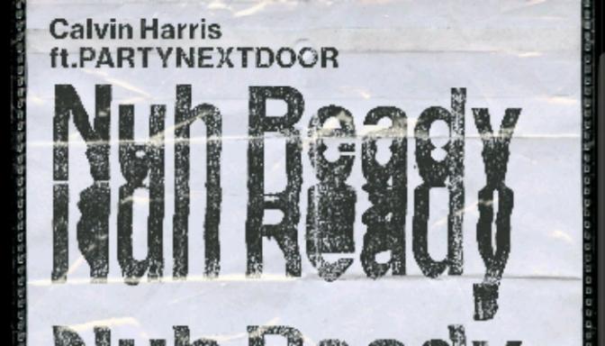 Calvin Harris Announces Upcoming Single with PARTYNEXTDOOR