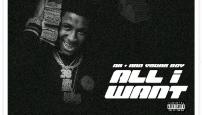 "Adrien Broner & NBA YoungBoy ""All I Want"""