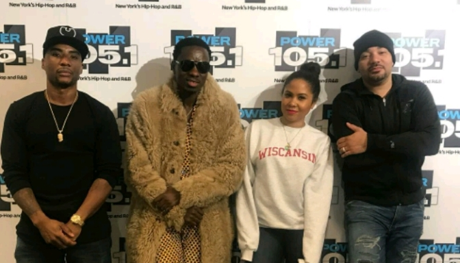 Michael Blackson On The Breakfast Club
