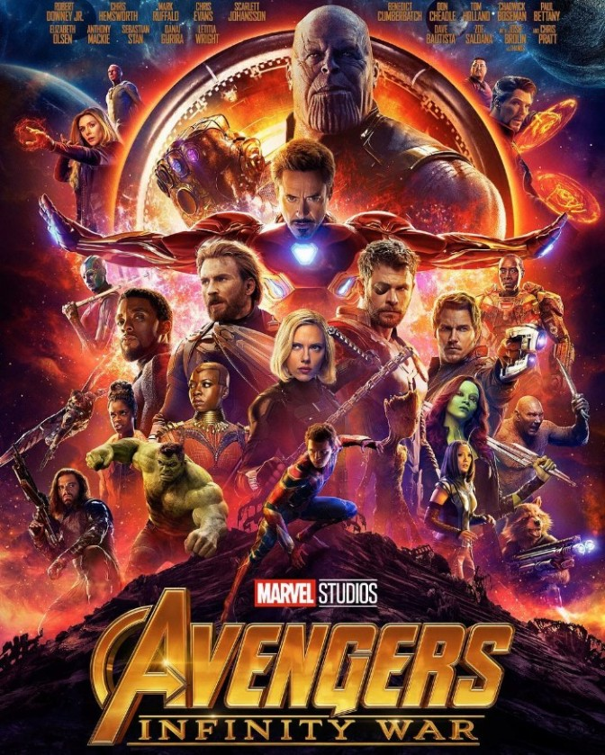 "Checkout the NEW Trailer For ""Avengers: Infinity War"""
