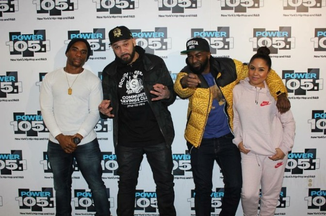 Desus & Mero On The Breakfast Club