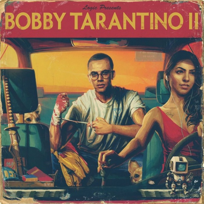 "Logic Feat. 2 Chainz ""State Of Emergency"""