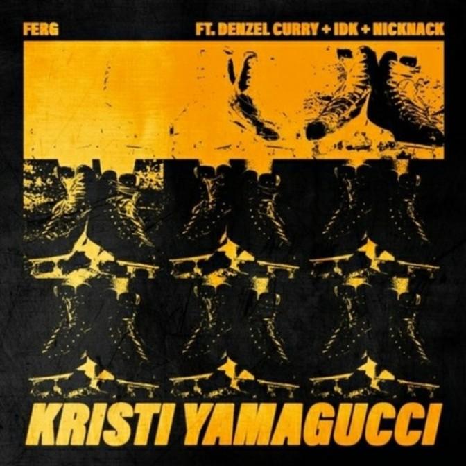 """A$AP Ferg Feat. Denzel Curry & IDK """"Kristi YamaGucci"""""""