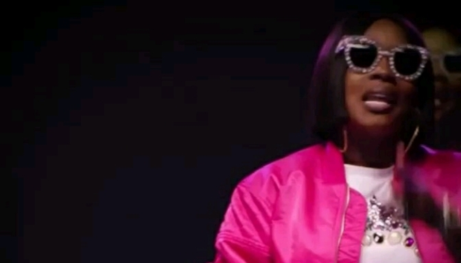 Remy Ma Freestyles For Spotify's RapCaviar Series
