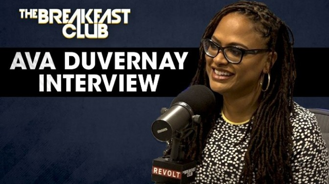 Ava DuVernay On The Breakfast Club