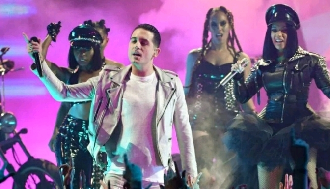 Cardi B & G-Eazy Perform at iHeartRadio Music Awards