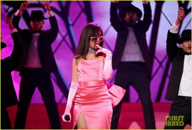 Camila Cabello Performs at iHeartRadio Music Awards