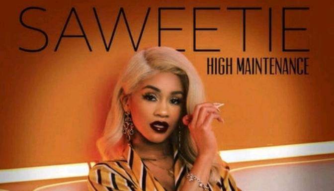 """(Stream) Saweetie """"High Maintenance"""" [EP]"""