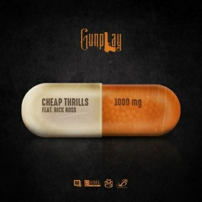"""Gunplay Feat. Rick Ross """"Cheap Thrills"""""""