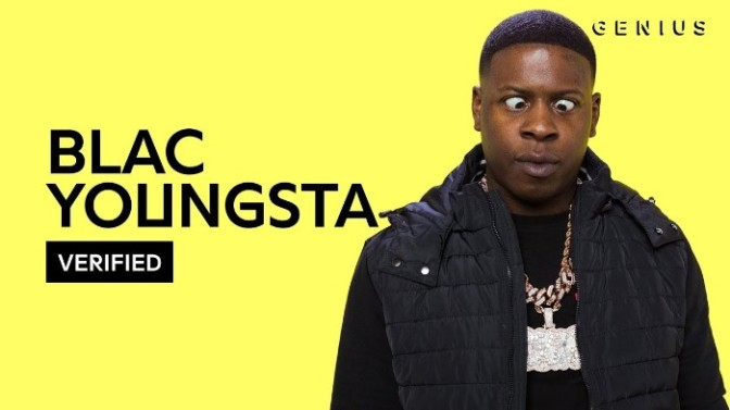 "Blac Youngsta Talks Lyrics & Meaning of His Single ""Booty"""