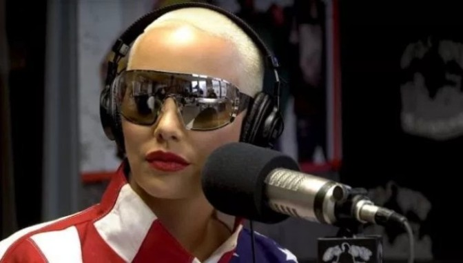 Amber Rose On Big Boy TV