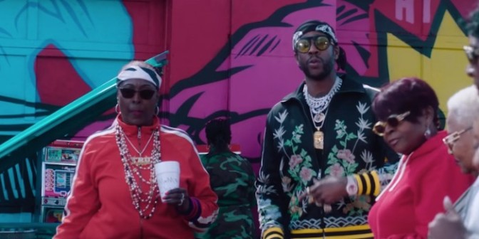 "(Video) 2 Chainz Feat. YG & Offset ""PROUD"""