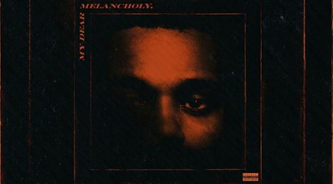 """(Stream) The Weeknd """"My Dear Melancholy"""" [EP]"""