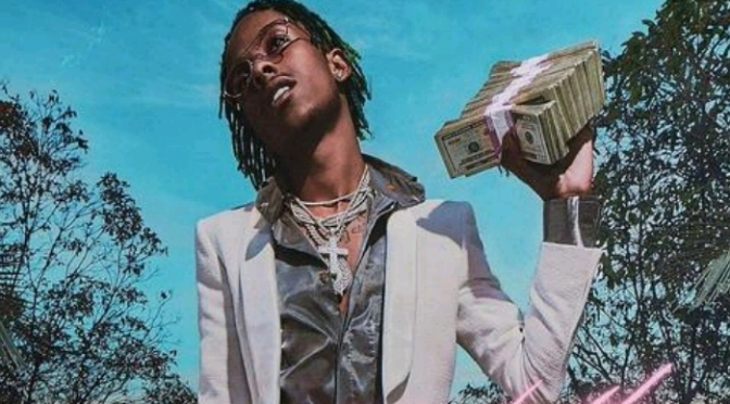 "(Stream) Rich The Kid ""The World Is Yours"" [LP]"