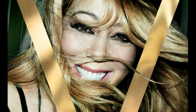 Mariah Carey Covers V Magazine