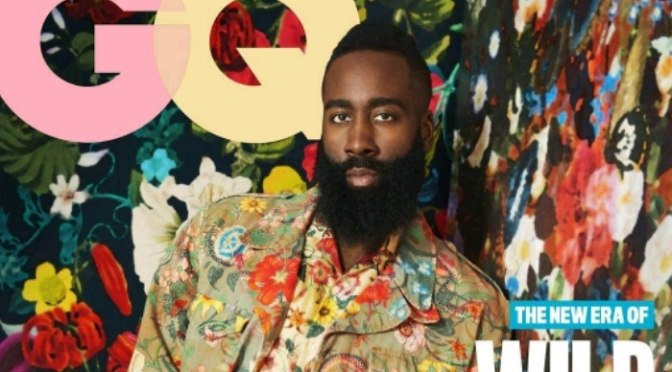 James Harden Covers GQ