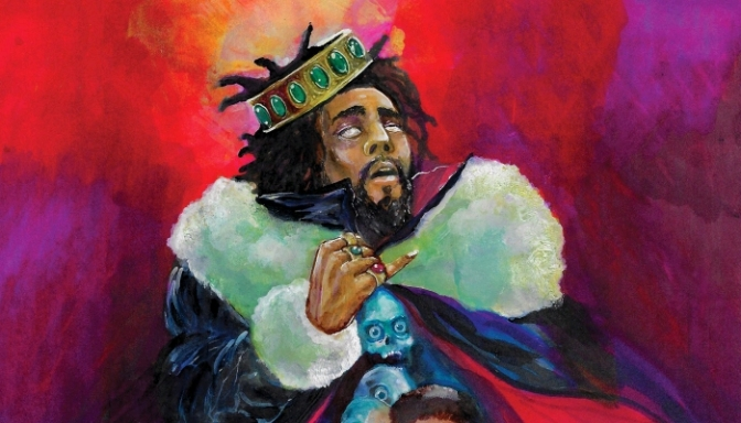 "J. Cole to Introduce Alter Ego ""kiLL edward"" on KOD"