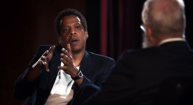 JAY-Z Talks About His Relationship with Kanye West