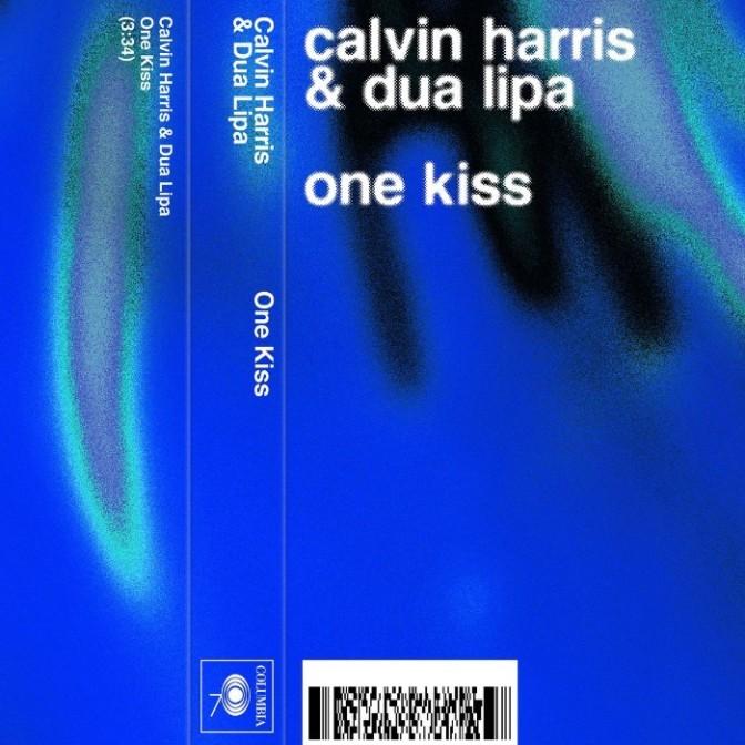 "Calvin Harris & Dua Lipa ""One Kiss"""