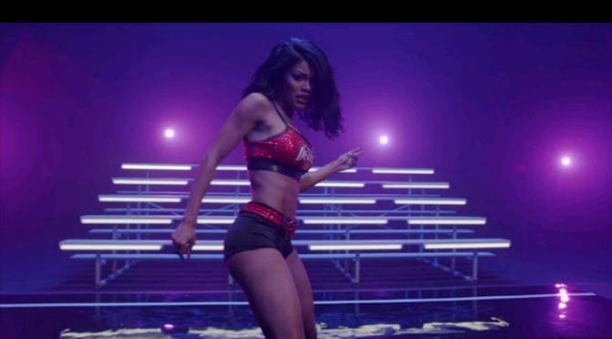 """Teyana Taylor Stars In Teaser For BET's """"Hit The Floor"""""""