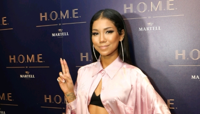 Jhene Aiko Stars In Commercial For Martell