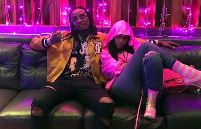 "Nicki Minaj Says Quavo Wouldn't Back Her Up In ""Motorsport"" Drama"