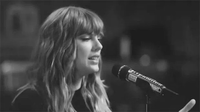 """Taylor Swift Shares Acoustic Version Of """"Delicate"""" & Covers Of Earth, Wind & Fire's """"September"""""""
