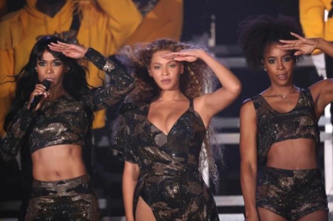 Destiny's Child Reunites at Coachella