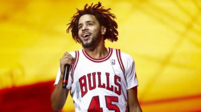 ESPN Enlists J. Cole For NEW NBA Playoffs Commercial