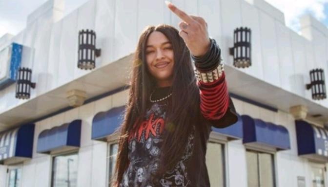 """(Stream) Princess Nokia """"A Girl Cried Red"""" [LP]"""