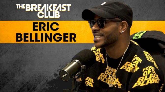 Eric Bellinger On The Breakfast Club