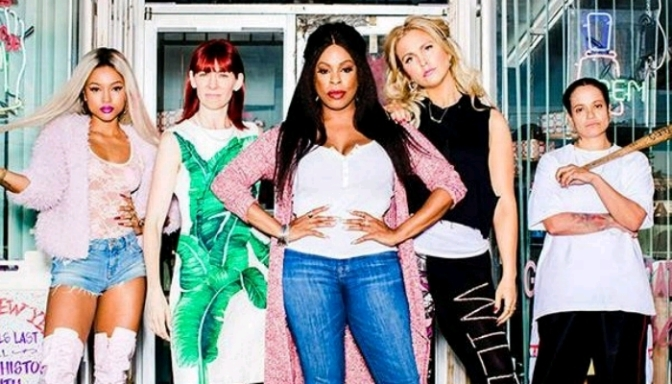 "Peep the Trailer For ""Claws"" Season 2"
