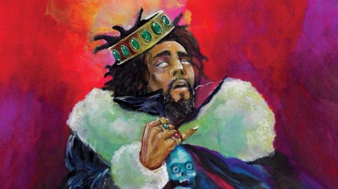 "(Stream) J. Cole ""KOD"" [LP]"