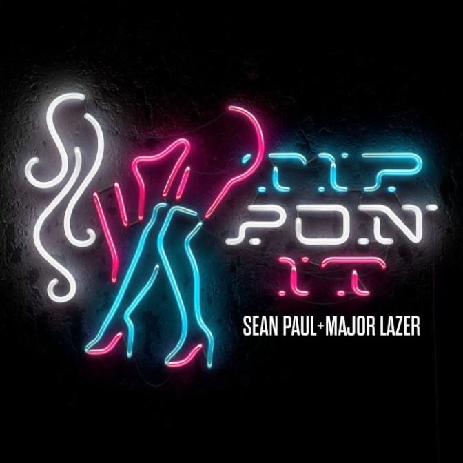 "Sean Paul & Major Lazer ""Tip Pon It"""