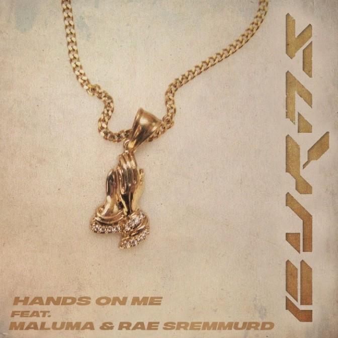 "BURNS Feat. Maluma & Rae Sremmurd ""Hands On Me"""