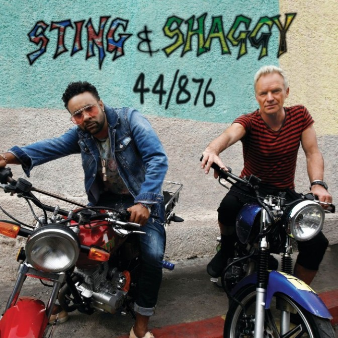 "(Stream) Sting & Shaggy ""44/876"" [LP]"