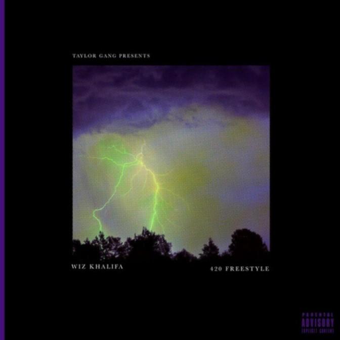 "Wiz Khalifa ""420 Freestyle"" (Prod By. Mike WiLL Made It)"
