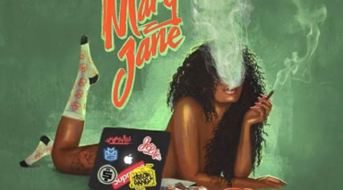 "DJ Sam Sneak Feat. Nipsey Hussle, Wiz Khalifa & Curren$y ""Mary Jane"""