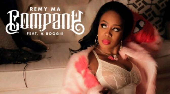 """Checkout a Snippet of Remy Ma's """"Company"""" Feat. A Boogie wit da Hoodie"""