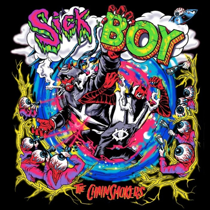 "(Stream) The Chainsmokers ""Sick Boy"" [EP]"