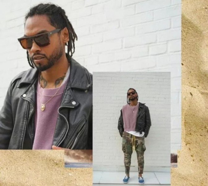 "(Video) Miguel Feat. J. Cole ""Come Through and Chill"""