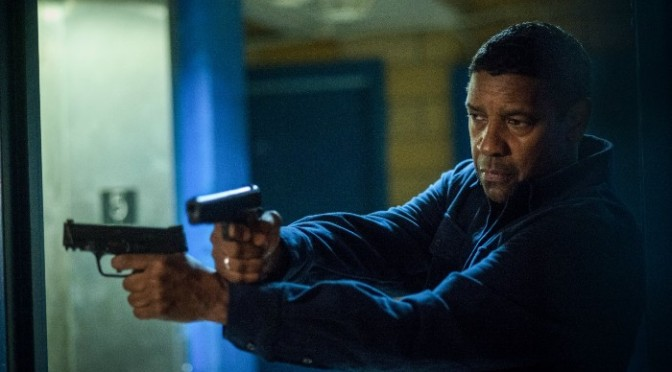 "(Trailer) ""THE EQUALIZER 2"" Starring Denzel Washington"