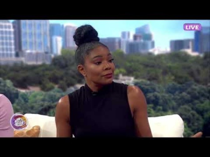 Gabrielle Union On Sister Circle Live